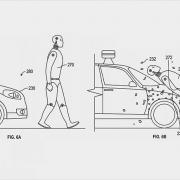 Google patent would glue pedestrians to self-driving c...