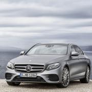 The 2017 Mercedes-Benz E-Class can almost drive itself